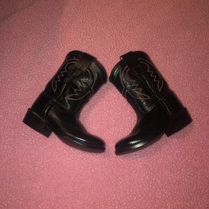 Roper infant boots